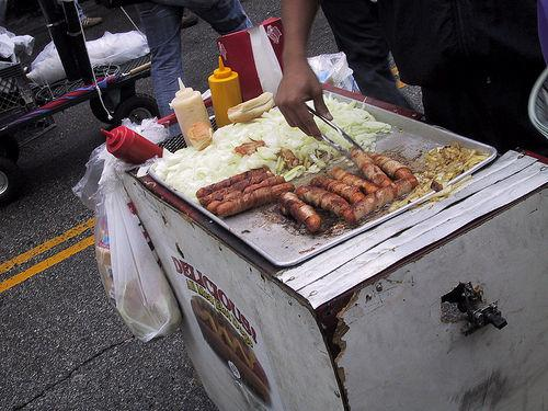Busted Your Bacon Wrapped Hot Dog Is Illegal So Good Blog