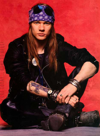 (Photo of Axl from Elle Blog)