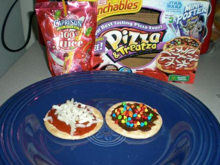 I Try It So You Don T Have To Lunchables Pizza And