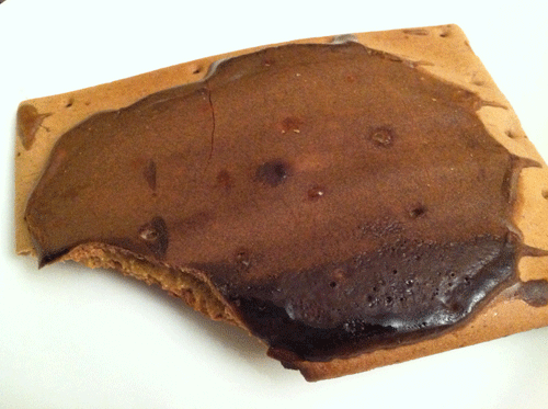 Toasted Chocolate Peanut Butter Pop-Tarts