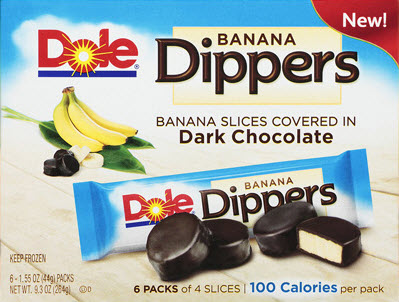 Pineapple Dippers Dole