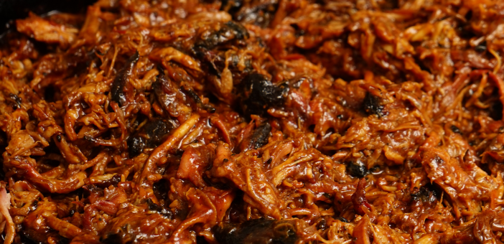Pulled pork recipe for crock pot