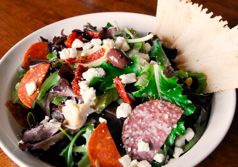 Quick and Easy Antipasto Salad Recipe - So Good Blog