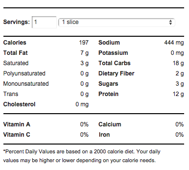 dominos-meaty-pizza-calories