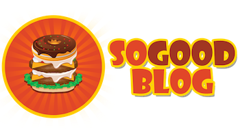 So Good Blog logo