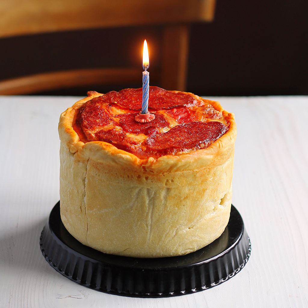 Brilliant The Pizza Cake Recipe You Will Never Look At Pizza The Same Way Funny Birthday Cards Online Alyptdamsfinfo