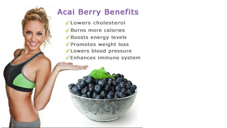 Acai Berry Diet Review Add To Improve A Healthy Diet